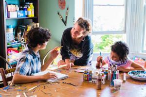 children art classroom