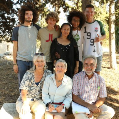 8 people in Spain