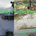 10 Ways to be Prepared