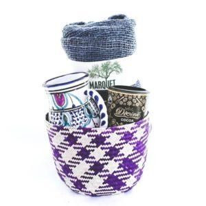 Artisan October basket
